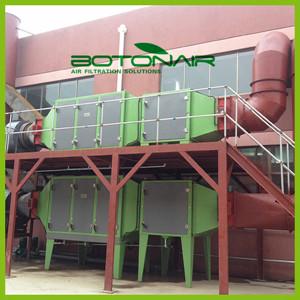 Dop Oil Purifier For Pvc Production Line