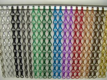 Dorate Aluminum Chain Curtain