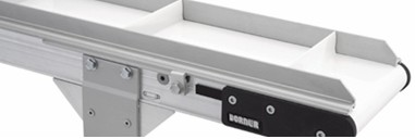 Dornor Conveyors 2300 Series Cleated Belt