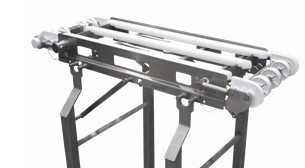 Dornor Conveyors 7600 Ultimate Series Motorized Pulley