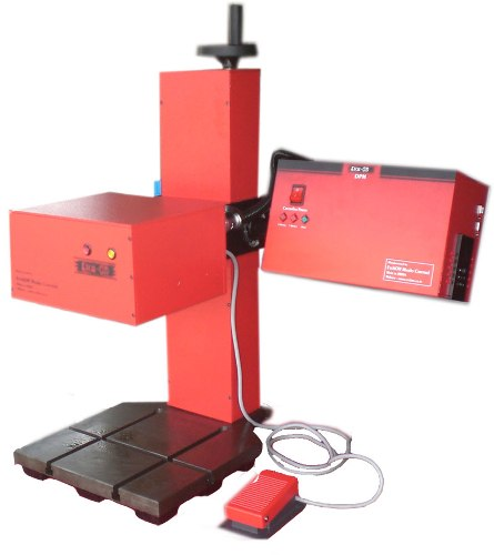 Dot Pin Marking Machine 301d