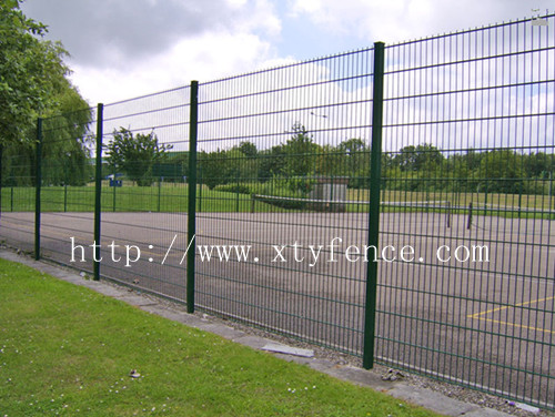 Double Mesh Panel Fencing