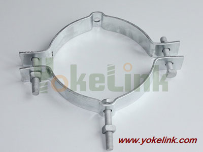 Double Offset Pole Band