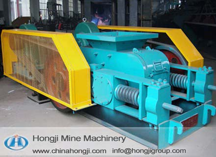 Double Roller Crusher For Coal Crushing