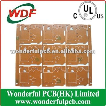 Double Side Pcb With Roger Material