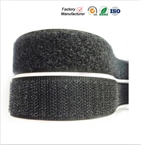 Double Sided Foam Tape Fire Proof Hook And Loop Male Female Side