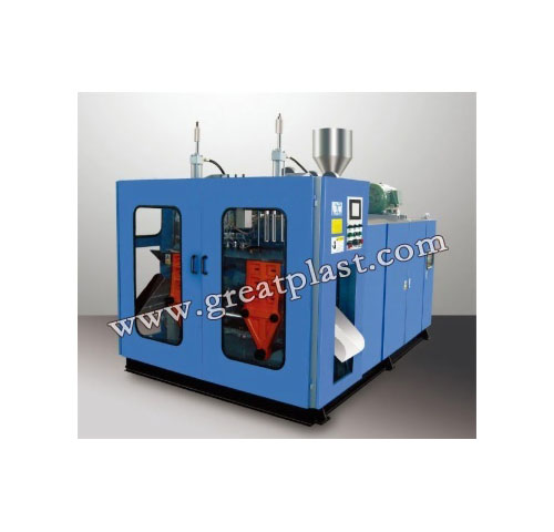 Double Station Blow Molding Machine 10ml 2l