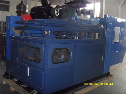 Double Station Blow Molding Machine For 5l