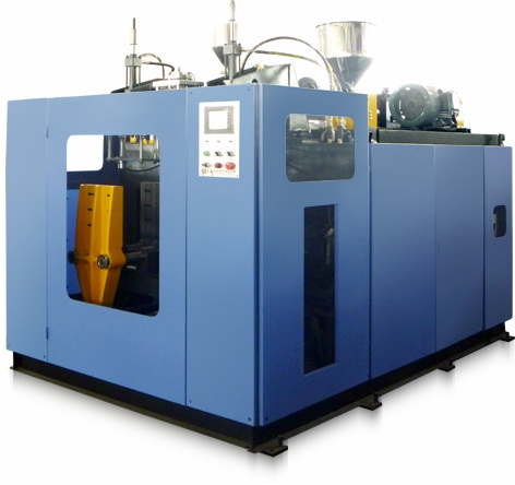 Double Station Pe Extrusion Blow Machine 5ml 12l
