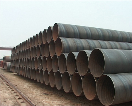 Double Submerged Arc Welded Round Pipe Specialized Distributor Cangzhou