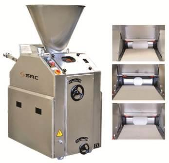 Dough Divider And Weighing Machine