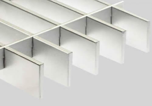 Dovetail Pressure Locked Grating Ideal For Ada And Decoration