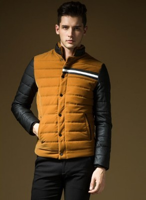 Down Jacket Goose Duck Winter Coat