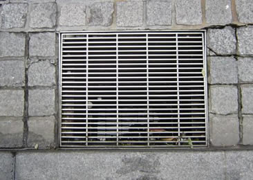 Drainage Trench Grating