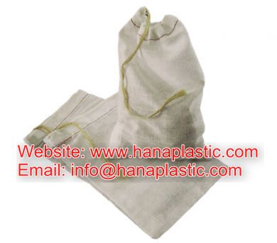 Drawstring Bag Type Of Handle Pp Hdpe Ldpe Rope Woven Material