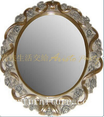 Dressing Mirror Classical Antique Wooden Frame Fg 103