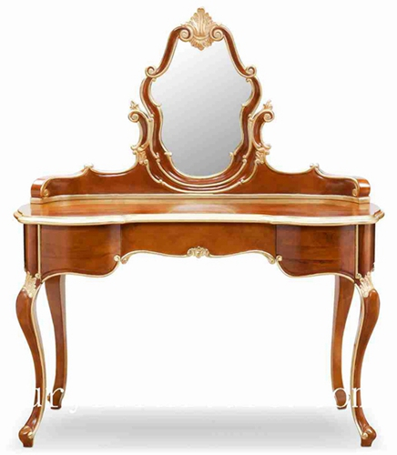 Dressing Table Dressers With Mirror Wooden Bedroom Furniture Itlian Style Fv 138