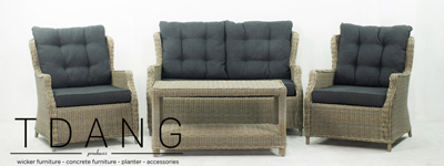 Driago 4 Pieces Deep Seating Group With Cushions Code Td1002