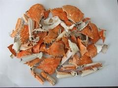 Dried Shrimp Shell Crab Chitin