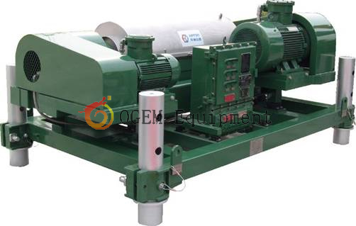 Drilling Fluid Solid Control Decanter Centrifuge Chinese Supplier