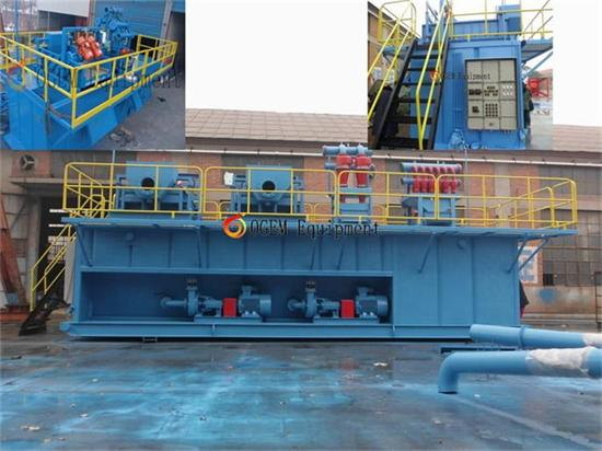 Drilling Mud Process System