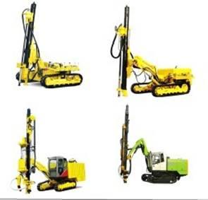Drilling Rig Machine Kt11s