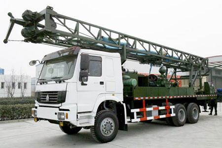 Drilling Rig Spc400 Sino Drillrig