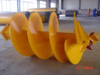 Drilling Tools Including Rock Augers Clay Butterfly Buckets Core Barrels