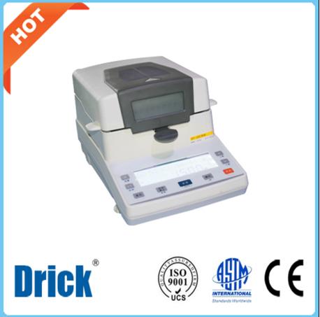 Drk112c Halogen Humidity Analyzer