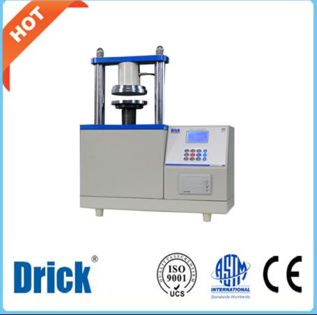 Drk113a Crush Tester Machine