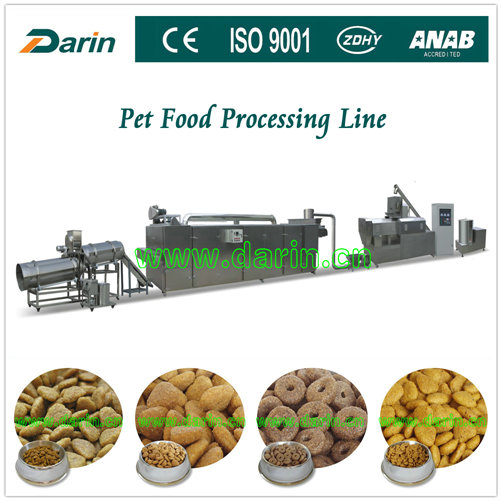 Dry Pet Food Machine