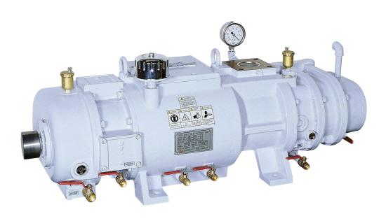 Dry Scerw Vacuum Pump