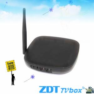 Dual Core Tv Box Allwinner A20 A7 Zba 201