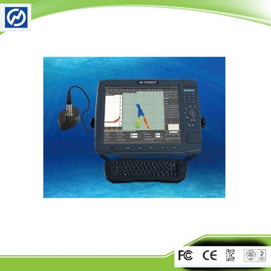 Dual Frequency Color Echo Sounder W 500kw Gps Beacon