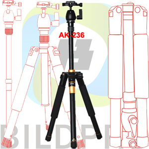 Dual Function Tripod For Digital Camera