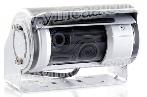 Dual Lens Shutter Bus Truck Camera