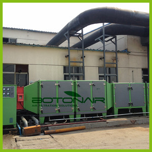 Duct Mounted Industrial Fume Purifier