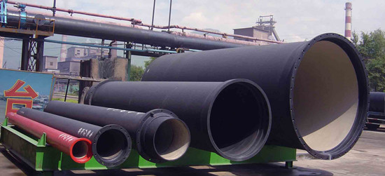 Ductiel Iron Pipes Pipe Fittings Of International Standard With Good Quality