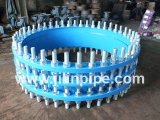 Ductile Iron Flange Adapter And Coupling Dismantling Joint