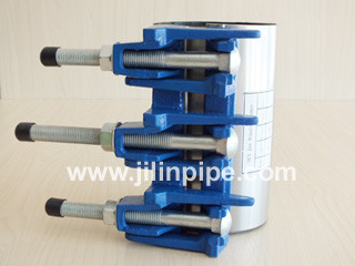 Ductile Iron Flange Adapter And Coupling Repair Clamp