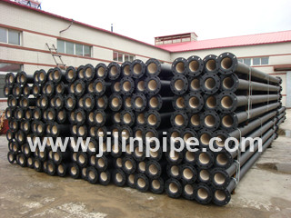 Ductile Iron Pipe Flanged K9 K12