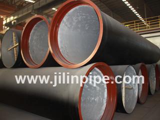 Ductile Iron Pipe Iso2531 En545 En598
