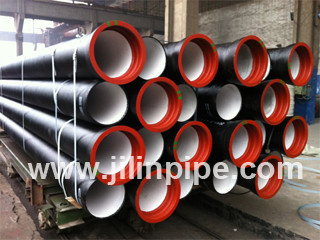 Ductile Iron Pipe T Type Push On Joint