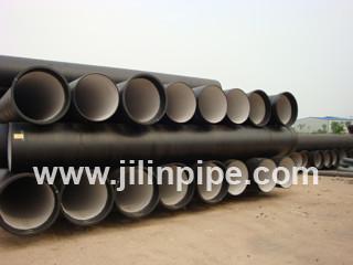 Ductile Iron Pipes Socket Spigot K9