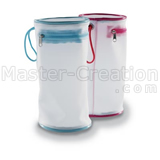 Duffel Bag Closestool Round Gift Wholesale Toiletry Frosted Packaging