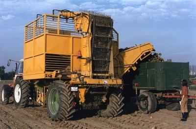 Dunlop Harvesting Belts