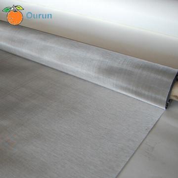 Dutch Weave Stainless Steel Wire Mesh Plain Twill