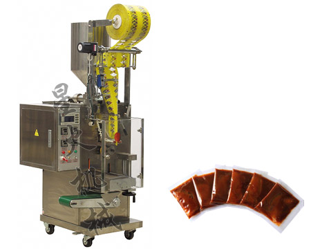 Dxd60l Chili Sauce Filling Machine