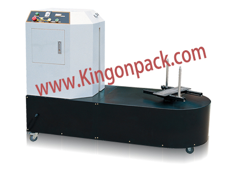 Dxl 01 Luggage Wrapping Machine