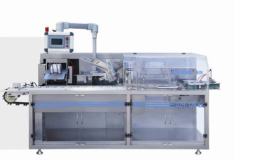 Dzh120 Multifunction Horizontal Automatic Box Packing Machine